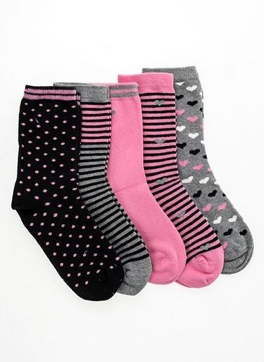 Pixter&Bro Çorap Seti Renkli